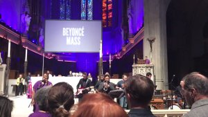 Huh: Church Holds A Special Mass Service To Celebrate Beyonce (Photos)