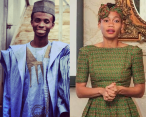 """El-Rufai's Son Calls A Lady """"Bleaching Queen And Prostitute"""" In Nasty Tweet Exchange (Photos)"""