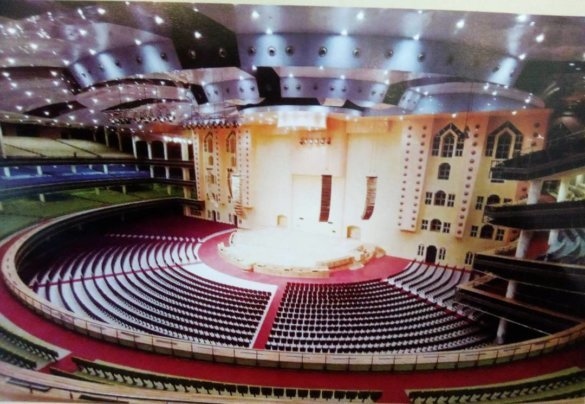 Check out the new auditorium of Deeper Life Bible Church in Lagos (Photos)