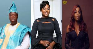 Funke Akindele must marry a Gateman before she can have a child – Prophet says
