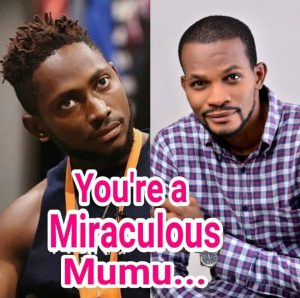 #BBNaija : You Are a Miraculous 'MUMU', Focus on the money and not sex – Actor, Uche Maduagwu blasts Miracle