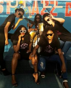 Photos from Cee c's campaign shoot for 'House Of Lunettes'