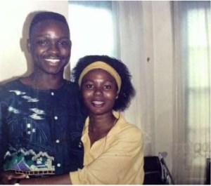 Check out this throwback photo of Fayose and his wife (Photo)