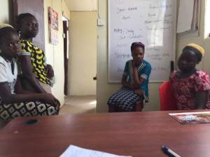 16-Year-Old Girl Who Always Sleeps In Class Gets Pregnant In Lagos. (Photo)