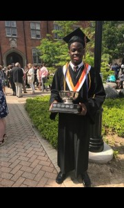 Pastor Tony Akinyemi's Son Is Best Graduating Student In US University