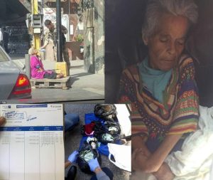 52-year-old beggar dies leaving millions in her account (Photo)