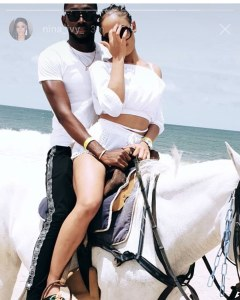 , #BBNaija: Nina Shares New Romantic Photos With Miracle (Photos), Effiezy - Top Nigerian News & Entertainment Website