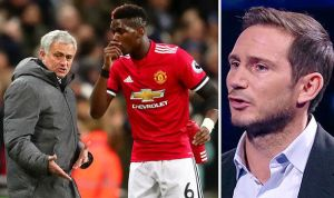 Paul Pogba 'makes bad basic decisions' – Frank Lampard