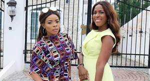 Our family is rich because of Linda Ikeji – Laura Ikeji praises her sister in emotional post