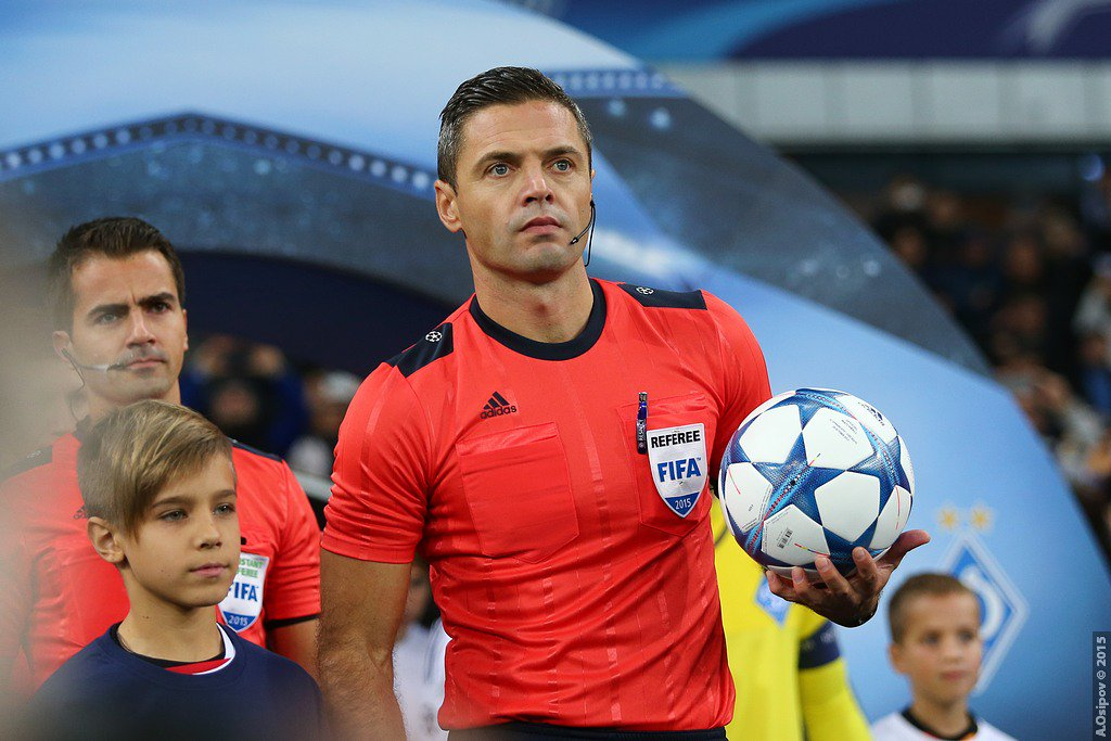 , Champions League: Referee Skomina regrets not awarding Roma penalty against Liverpool, Effiezy - Top Nigerian News & Entertainment Website