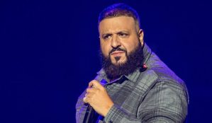 DJ Khaled doesn't perform oral sex on his wife but expects it from her; Fans blast him (Video)