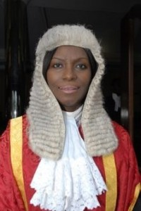 See the female judge that sent ex-governor, Jolly Nyame to prison (Photo)
