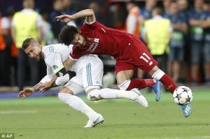 #UCLfinal: Egyptian FA Optimistic Over Mo Salah's World Cup Chances After Champions League Injury