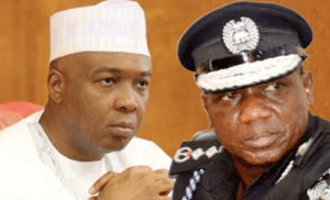 Don't Interfere with Police Investigation into Assassinations – Police warns Saraki