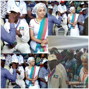Adams Oshiomole Becomes The New APC National Chairman