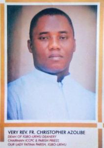 Three Catholic Priests Die In Anambra Community After Burning Of Shrines. (Photos)