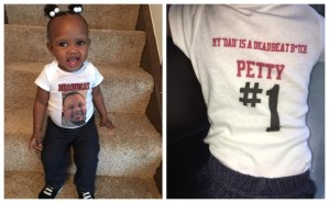 Check Out The Top A Mother Wore Her Daughter On Father's Day (Photos)