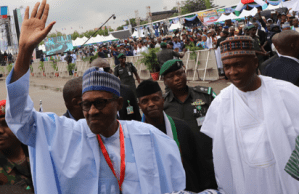 , Buhari, Saraki, Ambode, Others At APC National Convention In Abuja (Photos), Effiezy - Top Nigerian News & Entertainment Website