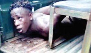 Man kills his mother after impregnating cousin (Photo)