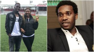 Nigeria Vs Argentina: 'You're a mad man' – Kenneth Omeruo's wife slams Okocha