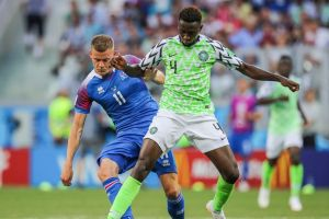 Nigeria vs Iceland: Ndidi racially abused during Super Eagles win