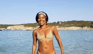 45-Years-Old Gabrielle Union Shows Off Her Banging Body (Photos)