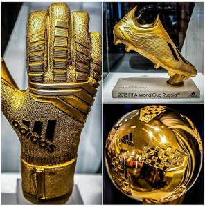 2018 World Cup: FIFA Officially Unveils New Trophies For The 2018 World Cup In Russia (Photo)