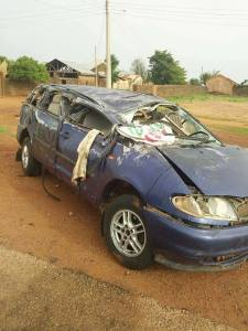 Undergraduate Student Killed In Fatal Accident On His Way Home From School (Sad Photos)