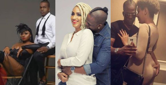 , Iceberg Slim Ends Relationship With Juliet Ibrahim, Shows Off Another Lady (Photo), Effiezy - Top Nigerian News & Entertainment Website