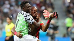 #NGAICL: 3 Things We Learnt from Nigeria's win over Iceland