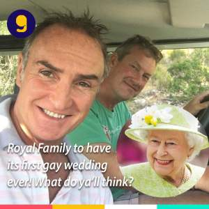 The Royal Family Set to Have it's First Gay Wedding Ever! (Photos)