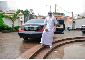 E-money Shows The Interior Of His $500k Maybach In New Photo