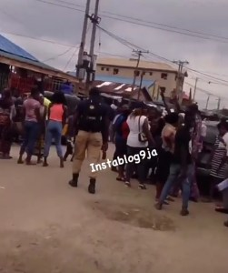House agent disappears after duping over 60 people of N18million. (Video)