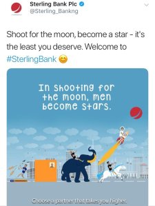 #BankWars!!! Sterling Bank Apologizes For Shading Other Banks.