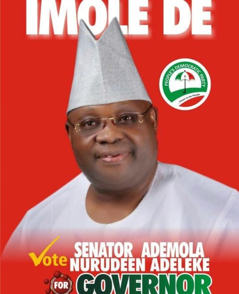 Adeleke for Governor