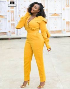 Check Out Ini Edo's New Stunning Photos