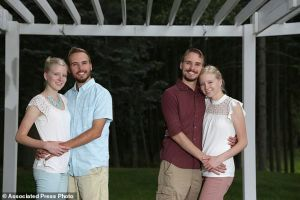 Identical Twin Brothers To Marry Identical Twin Sisters, Then Live Together (Photo)