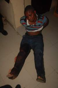 Police kill Robbers Who Rob ATM Customers In Akwa Ibom (Graphic Photos)