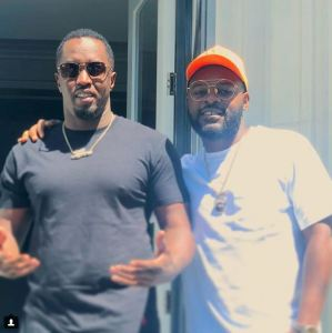 , Falz Hangs Out With American Rapper, P. Diddy (Photos & Video), Effiezy - Top Nigerian News & Entertainment Website