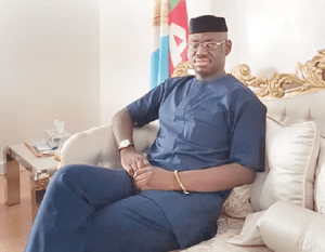 Buhari's China Trip is to Plot Rigging of 2019 elections, Saraki's Removal, alleges Timi Frank