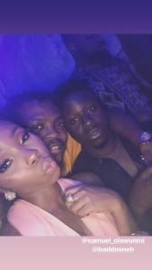 , Olamide Baddo Hangs Out With BBnaija's Bambam (PHOTOS), Effiezy - Top Nigerian News & Entertainment Website
