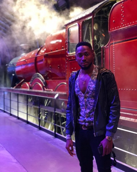 , Miracle Ikechukwu Visits Warner Bros Studio In London, Shares Photoa, Effiezy - Top Nigerian News & Entertainment Website