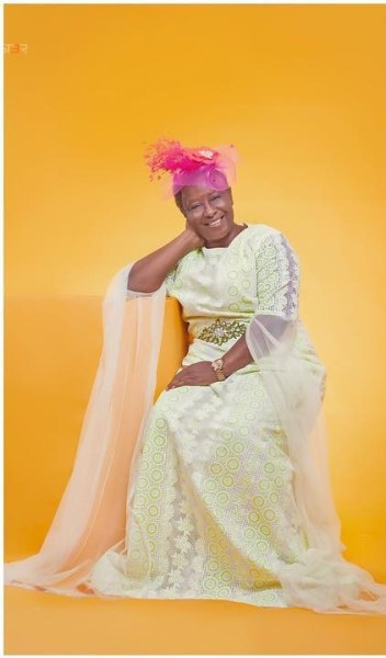 , Actress, Patience Ozokwor Celebrates Her 60th Birthday With Beautiful Photos, Effiezy - Top Nigerian News & Entertainment Website