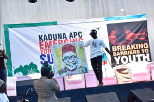 ABU Student Paints El-Rufai In Two Minutes, Sells It For N2m
