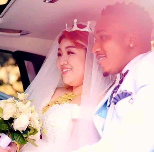 , Nigerian Big Boy Weds His Chinese Girlfriend, Xinyi Lv (Photos), Effiezy - Top Nigerian News & Entertainment Website