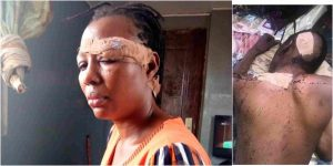 """I Stabbed My Husband In Self Defense"" – Policewoman (Photos)"