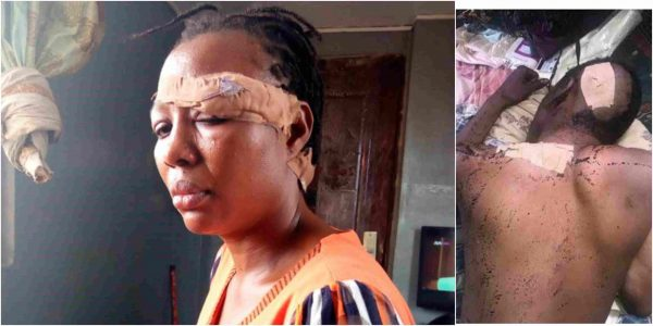 """, """"I Stabbed My Husband In Self Defense"""" – Policewoman (Photos), Effiezy - Top Nigerian News & Entertainment Website"""