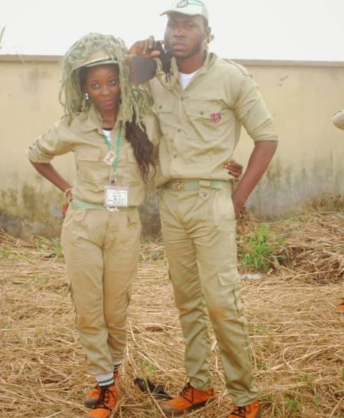 , 'She Jazzed Me': Man Set To Wed A Lady She Met In NYSC Camp 4 Years Ago (Photos), Effiezy - Top Nigerian News & Entertainment Website