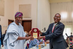 Osun: Aregbesola Gives Car And Other Gifts To Teachers