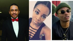 'You Should Have Used Postinor 2' – Daddy Freeze To Shola Ogudu, Wizkid's Baby Mama (Video)